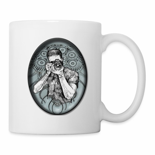 sinister journalist - Coffee/Tea Mug