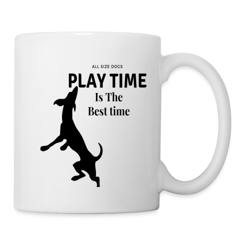 Playtime is the best time T-shirt design - Coffee/Tea Mug