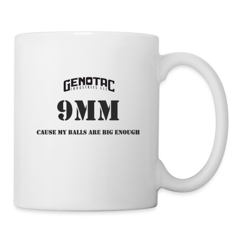 9mm - Coffee/Tea Mug