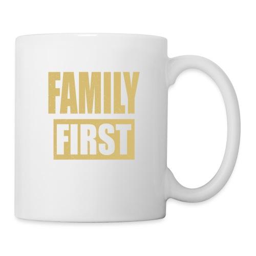 Family First - Coffee/Tea Mug
