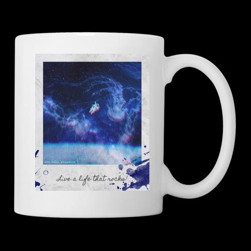 Polaroid Spaceman - Coffee/Tea Mug