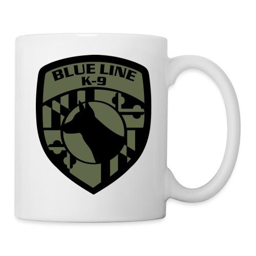 wd2 logo - Coffee/Tea Mug