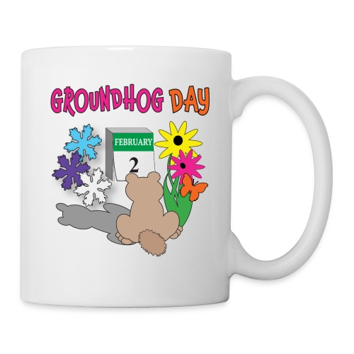 Groundhog Day Dilemma - Coffee/Tea Mug