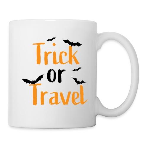 Trick or Travel - Coffee/Tea Mug