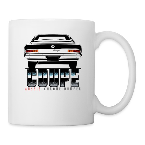 charge chrome - Coffee/Tea Mug