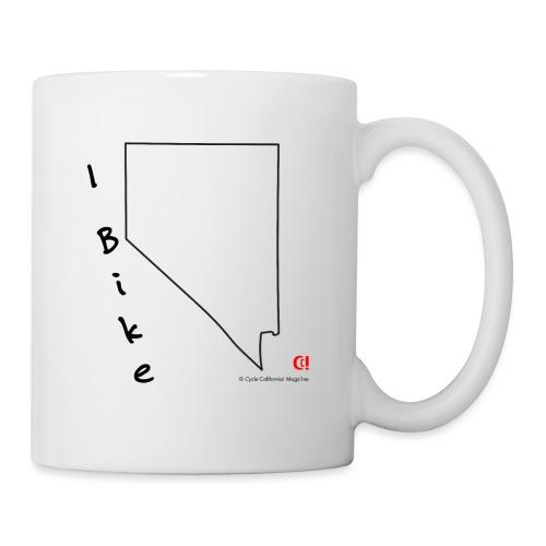 I Bike NV - Coffee/Tea Mug