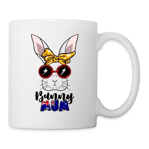 Aussie Bun Mum - Coffee/Tea Mug