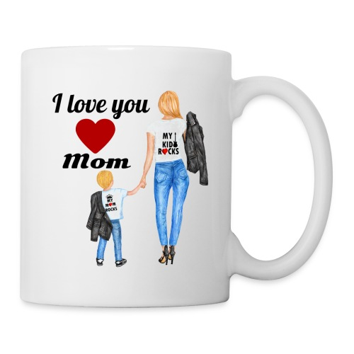 Mother's day gift from daughter, Mother's Day Gift - Coffee/Tea Mug