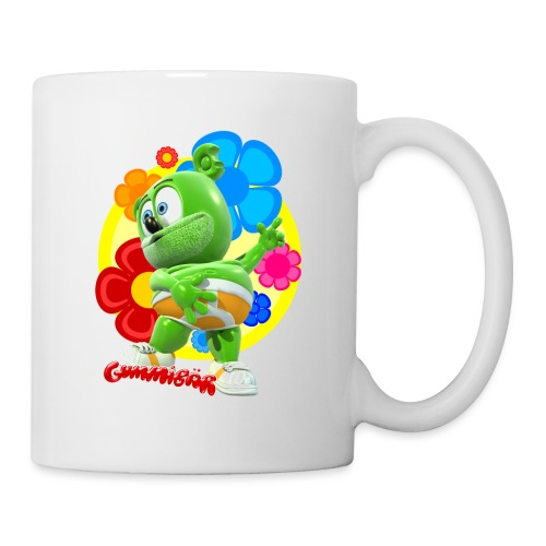 Gummibär Flowers - Coffee/Tea Mug