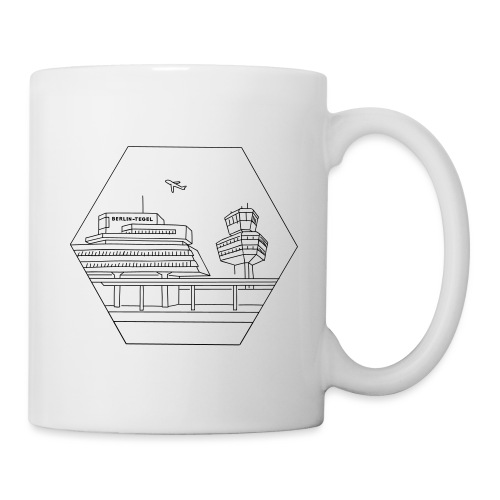 Airport Tegel in Berlin - Coffee/Tea Mug