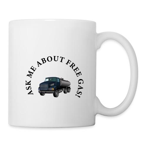 Ask me about... - Coffee/Tea Mug