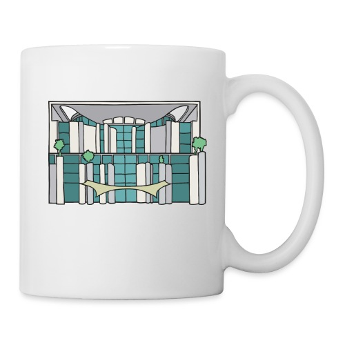 Chancellery Berlin - Coffee/Tea Mug