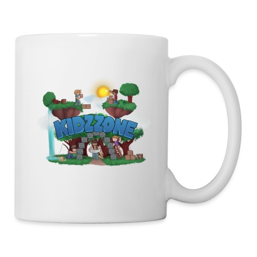 KidzZone Logo - Coffee/Tea Mug