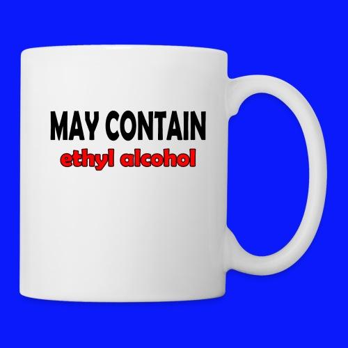 alcohol Funny T-shirt - Coffee/Tea Mug