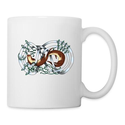 Otters entwined - Coffee/Tea Mug