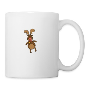 Rudolph Design - Coffee/Tea Mug