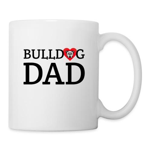 Bulldog Dad - Coffee/Tea Mug
