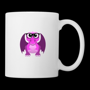 AntiChat Pink Dragon Avatar - Coffee/Tea Mug