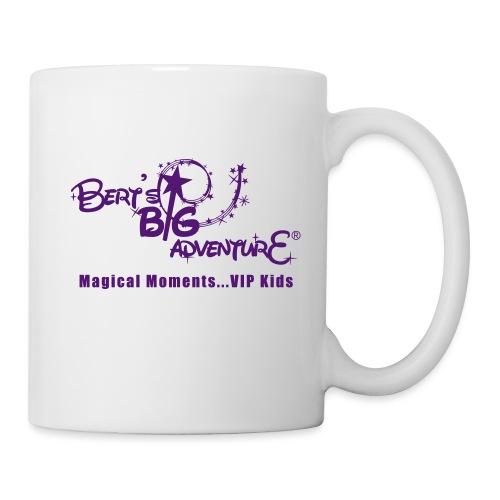 BBAlogo_whitesimple6 (sm) - Coffee/Tea Mug
