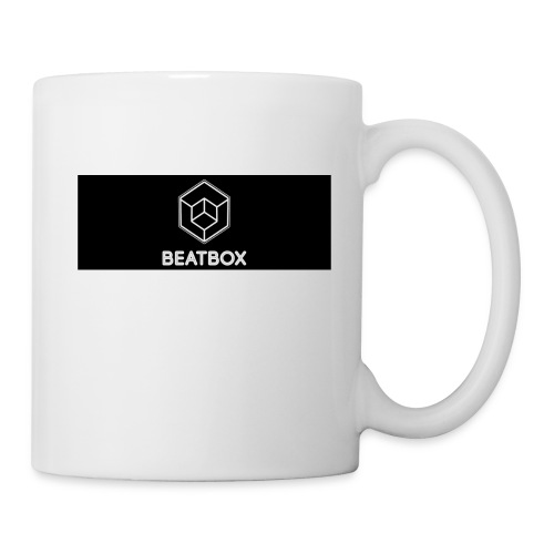 BeatBox logo - Coffee/Tea Mug