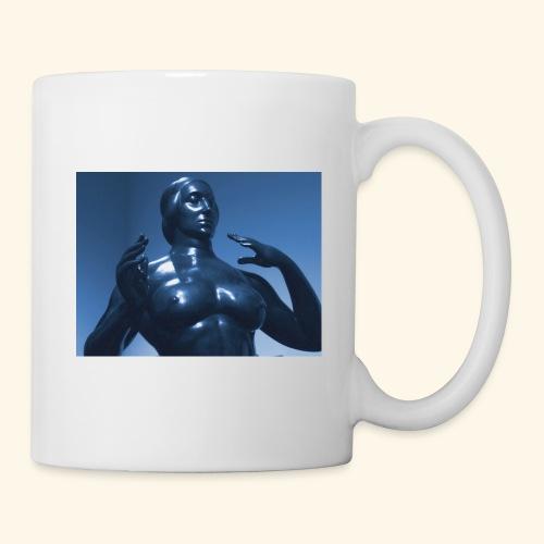 Nude Blu - Coffee/Tea Mug