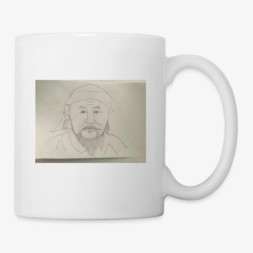 I'm Kublai khan, wait am I flat??? - Coffee/Tea Mug