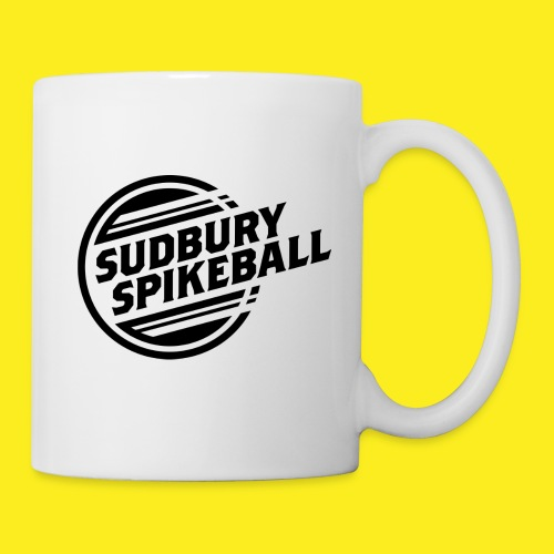 Sudbury Spikeball - Coffee/Tea Mug
