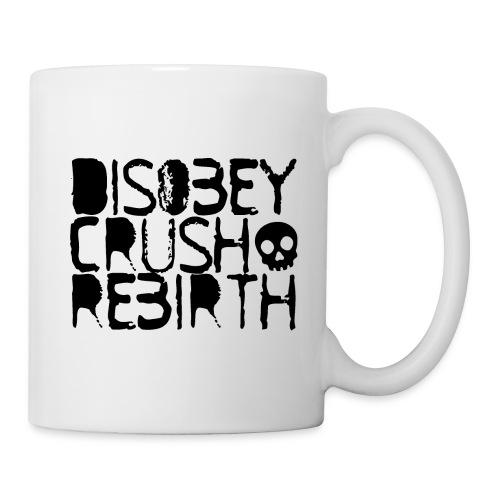 disobey crush rebirth - Coffee/Tea Mug