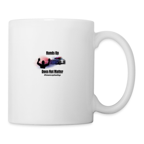 HANDSUPpng - Coffee/Tea Mug