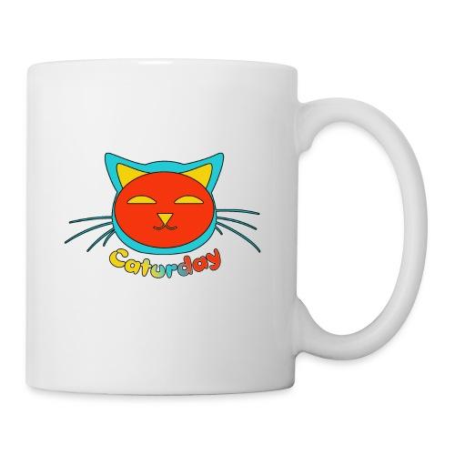 Caturday Design - Coffee/Tea Mug
