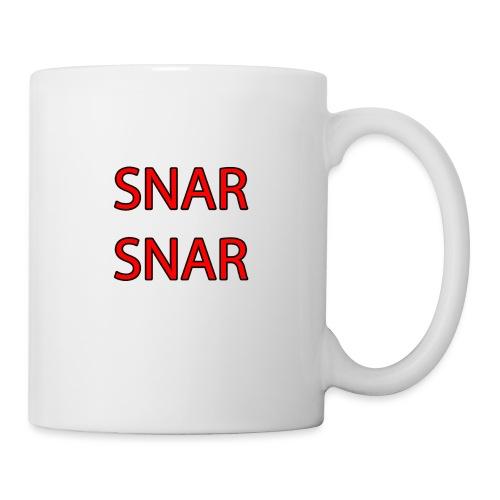 snar snar - Coffee/Tea Mug