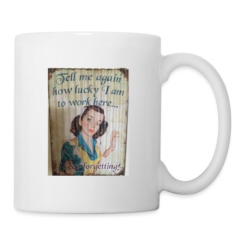 Vintage feminist - Coffee/Tea Mug
