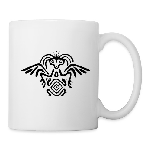 nazca maya inca - Coffee/Tea Mug