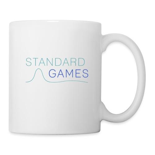 StandardGamesLogo-Shirt - Coffee/Tea Mug