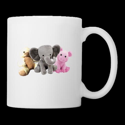 Phillip, Piggy and Ducky - Coffee/Tea Mug
