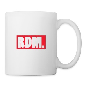 RDM t shirt - Coffee/Tea Mug