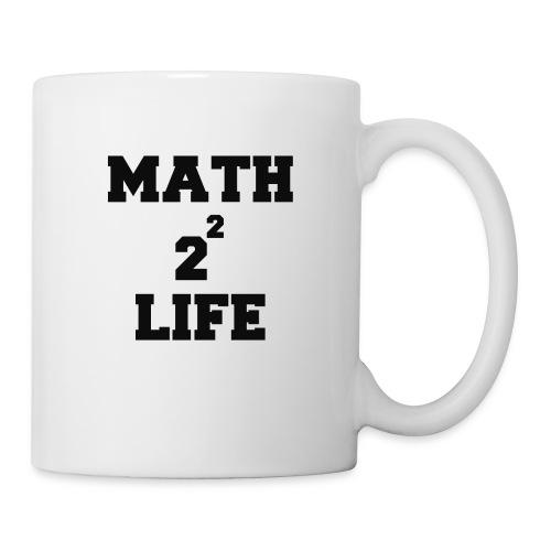 math 4 life - Coffee/Tea Mug