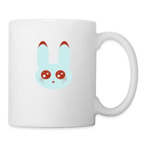 blue bunny - Coffee/Tea Mug