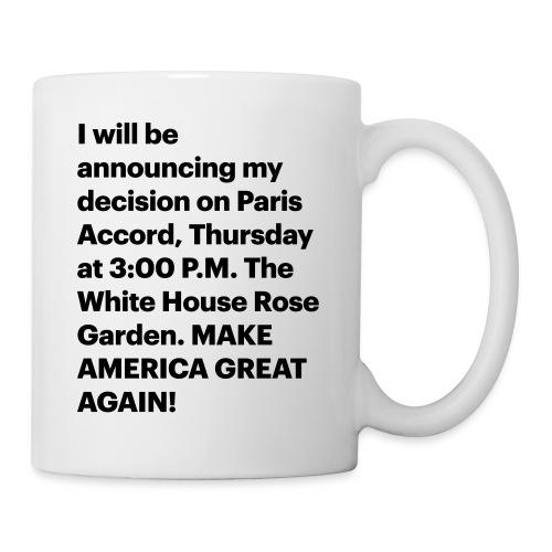 Jun. 1, 2017 - Coffee/Tea Mug