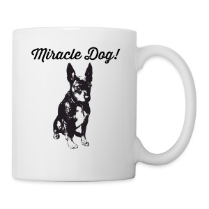 miracle dog - Coffee/Tea Mug