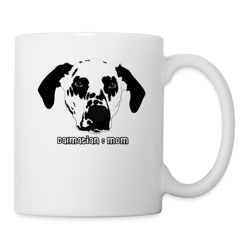 Dalmatian Mom - Coffee/Tea Mug