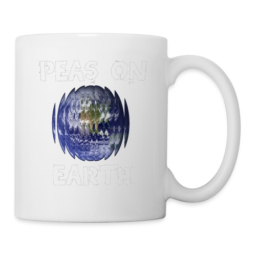 Peas on Earth! - Coffee/Tea Mug