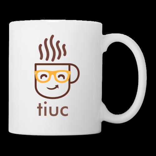 Taza TIUC oficial - Coffee/Tea Mug
