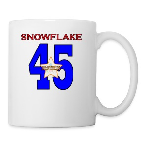 president SNOWFLAKE 45 - Coffee/Tea Mug