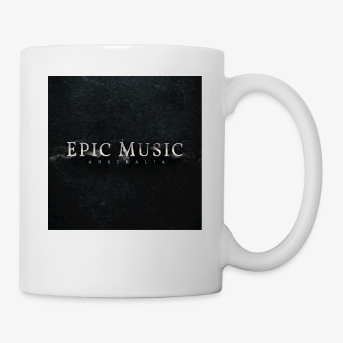 Epic Music Australia Logo - Coffee/Tea Mug