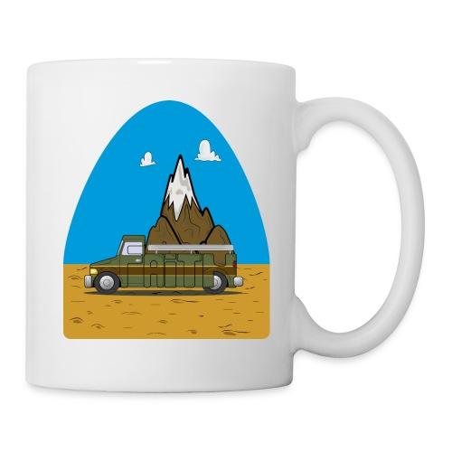 faith moves mountains 2018 - Coffee/Tea Mug