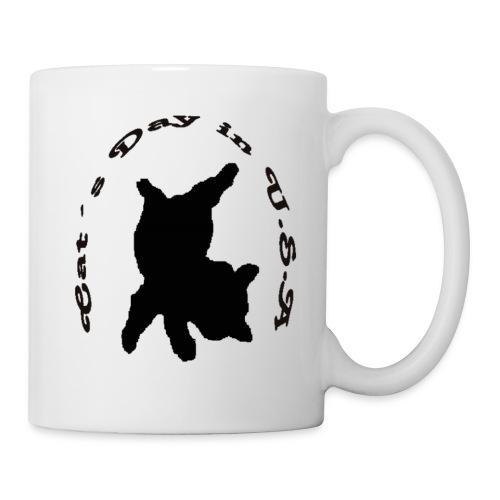 Cat´s Day in USA - Coffee/Tea Mug