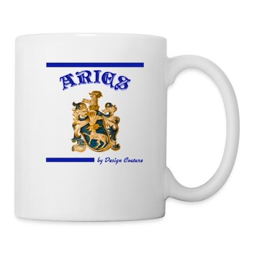 ARIES BLUE - Coffee/Tea Mug