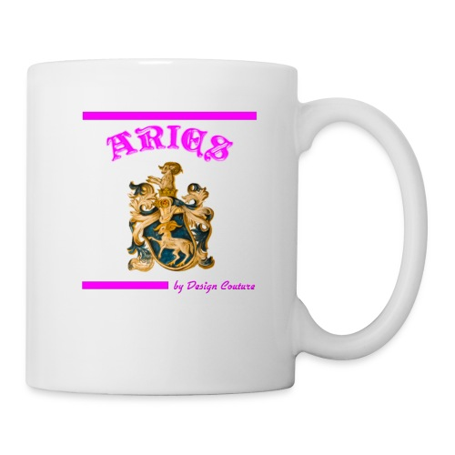 ARIES PINK - Coffee/Tea Mug