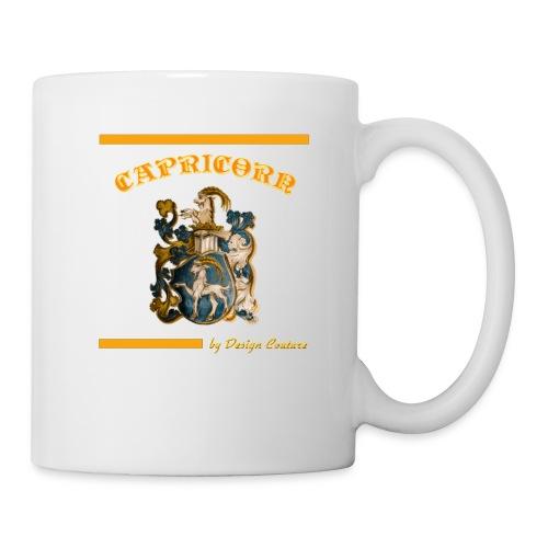 CAPRICORN ORANGE - Coffee/Tea Mug